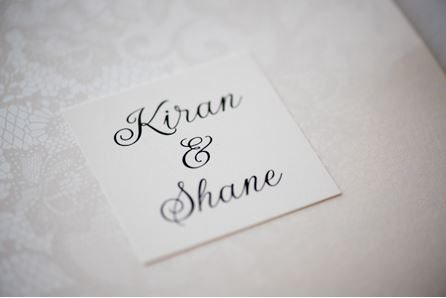 Perfect invitation for a perfect wedding
