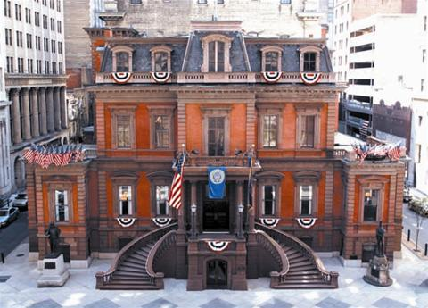 Black Tie Affair at the Union League of Philadelphia