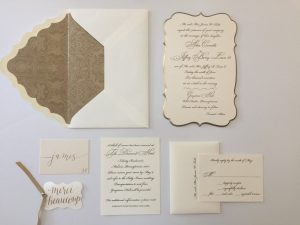 our favorite traditional wedding invitation wording