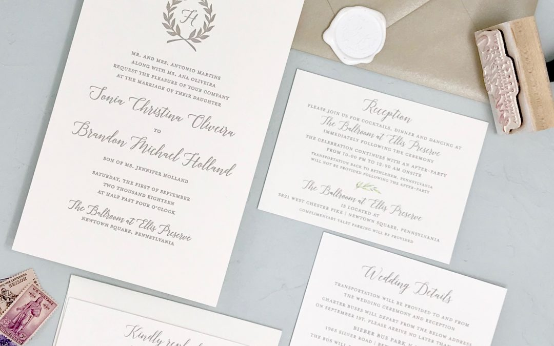 Luxury Wedding Invitations – Not Something That Just Gets Thrown Away