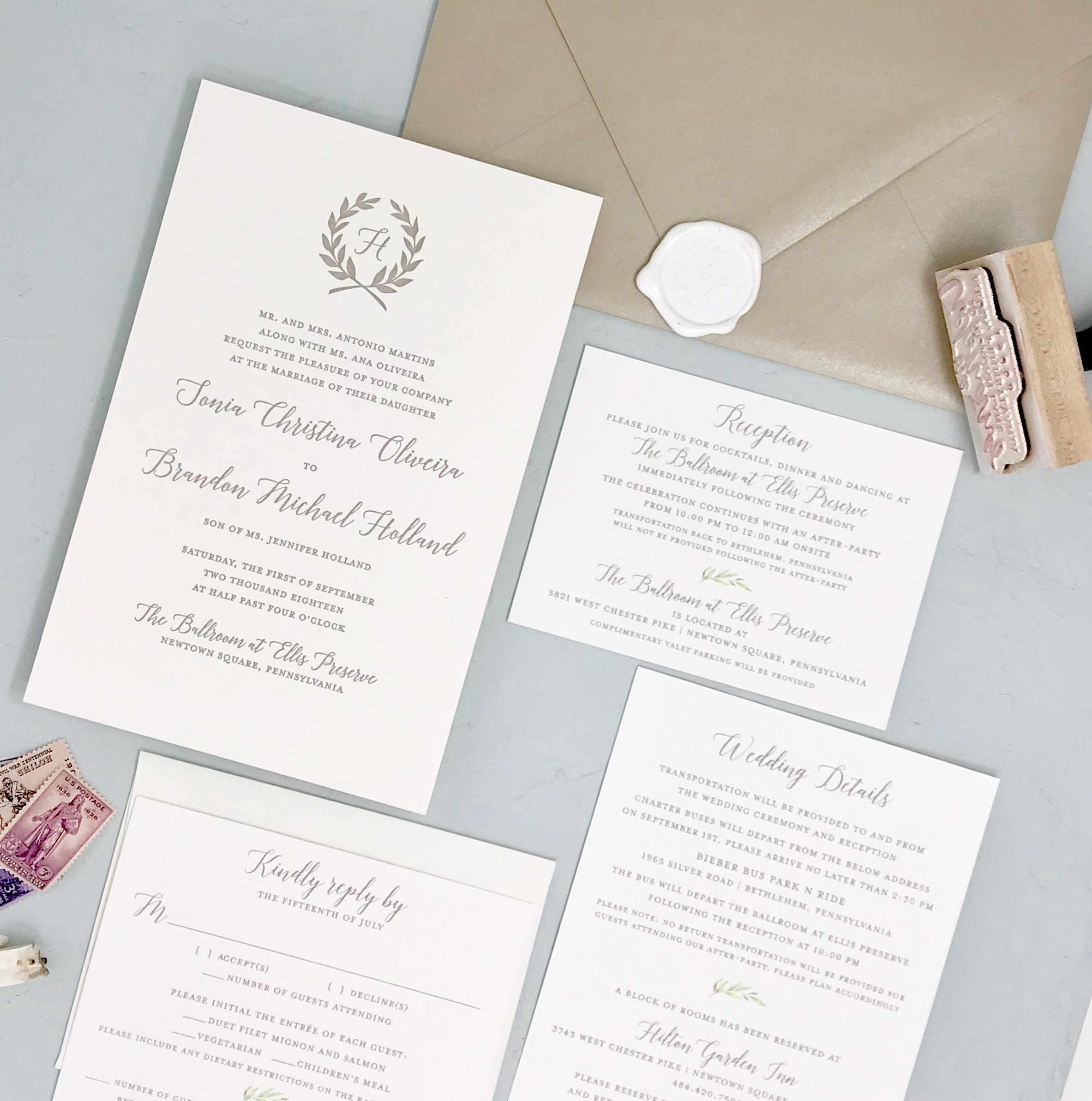 Luxury Wedding Invitations Not Something That Just Gets Thrown